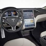 2012 Tesla Model S interior1 150x150 Tesla Model S   tidenes vakreste Elbil
