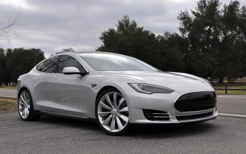 Tesla Model S – tidenes vakreste Elbil