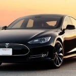 tesla model s solnedgang 150x150 Tesla Model S   tidenes vakreste Elbil