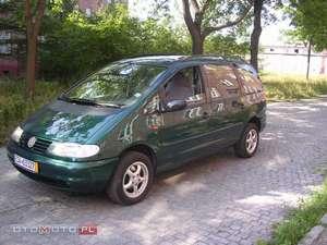 Volkswagen Sharan 1997 modell