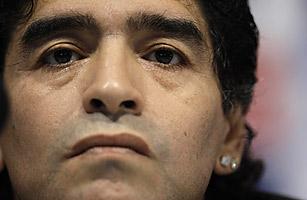 Diego Maradona har sørget for at man ikke kan søke på navnet hans i Argentina.