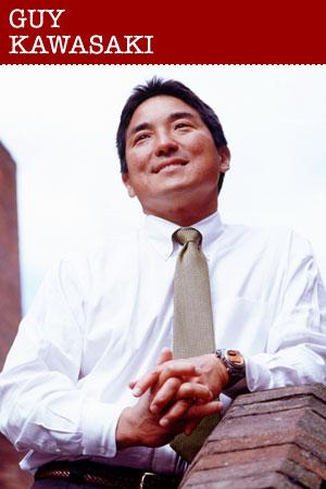 Guy Kawasaki er en av de mer kjente engle investorene i Silicon Valley
