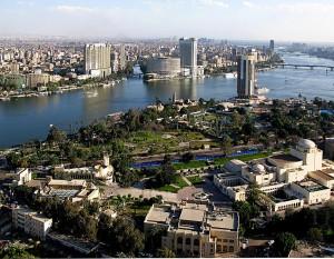 View from Cairo Tower 2007 300x233 Det er ikke trygt å besøke pyramidene i Kairo