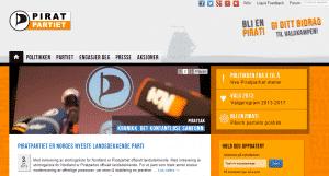piratpartiet-norge-forside