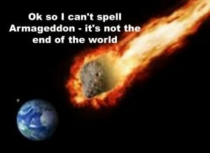 armageddon katastrofe verdens ende 300x218 Katastrofal tankegang   hvorfor tenker du at alt går til helvete straks