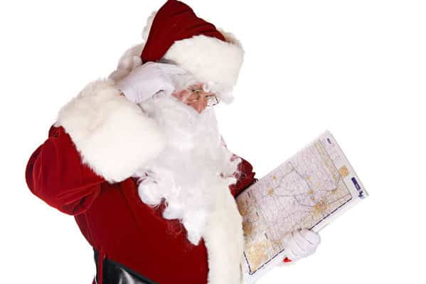 amerikansk julenisse1 Om julenissen og de fire etappene i en manns liv
