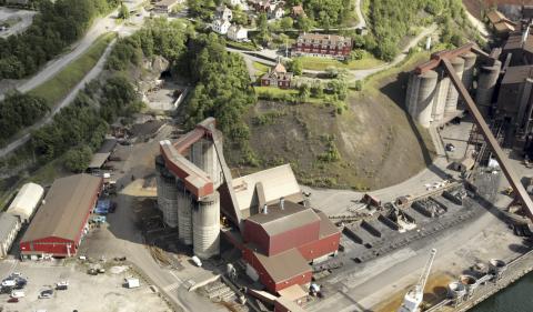 ilmenittsmelteverket jernfabrikken tyssedal norge1 Ilmenittsmelteverket i Tyssedal investerer 6 milliarder?