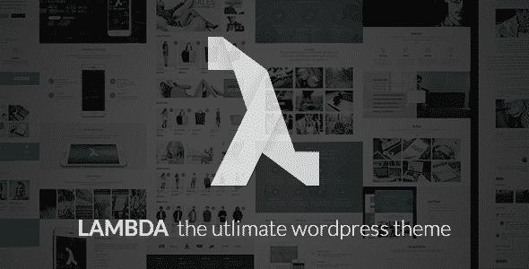 Norsk språkfil til Lambda WordPress tema